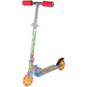 Light Up Poop Scoop Scooter now £14.99 delivery is £4.99 @ The Entertainer