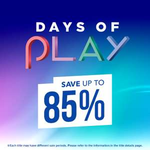 Days of Play Sale @ PlayStation PSN Indonesia