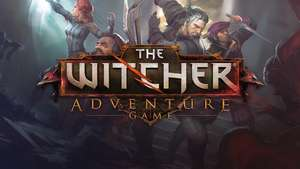 The Witcher Adventure Game £1.09 @ GOG