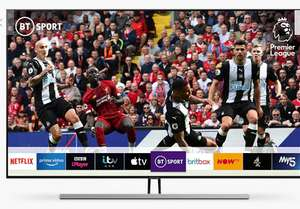 Samsung QE55Q85R (2019) QLED TV - £949 @ John Lewis & Partners (price match with Richer Sounds + potential £100 gift voucher)