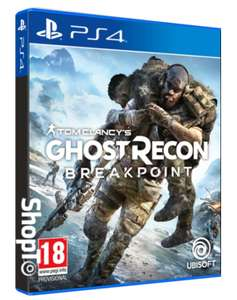 Ghost Recon Breakpoint + The Sentinel Corp. Pack - £13.85 Delivered @ Shopto