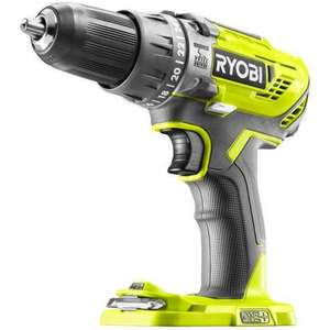 Ryobi R18PD3-0 18v One+ Hammer Drill (Body Only) £44.93 delivered @ SGS Engineering