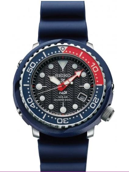 Seiko PADI tuna (Pepsi dial) Watch - £251 With Code @ Hillier Jewellers