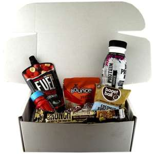 Flash deal 14 item Approved Food Protein Box £6.99 (Minimum basket £22.50 + £3 delivery) @ Approved Food