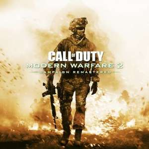 Call of Duty®: Modern Warfare® 2 Campaign Remastered (PS4) - £12 @ Playstation Network (US)