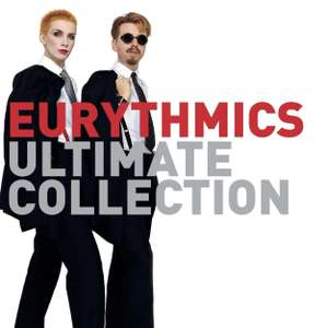 Eurythmics - Ultimate Collection CD + MP3 Download £4.19 @ Amazon (+£2.99 Non-prime)