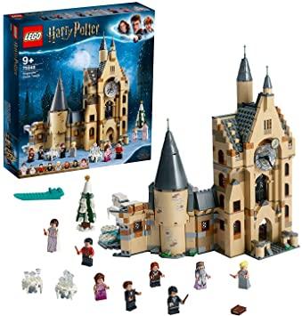 LEGO 75948 Harry Potter Hogwarts Castle Clock Tower £67.99 delivered at Amazon