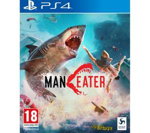 PS4 Maneater game £26.99 @ Currys PC World