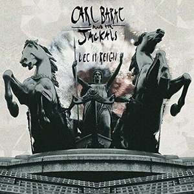 """Carl Barat and The Jackals-Let It Reign Vinyl / 12"""" Album NEW £6.96 delivered @ rarewaves-outlet ebay"""