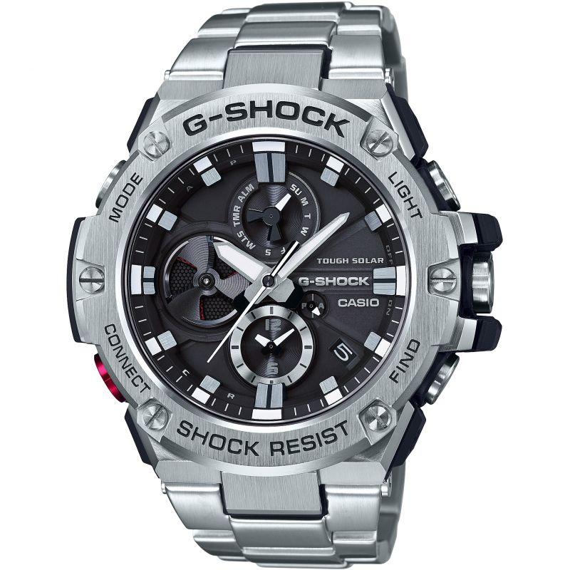 Mens Casio G-Steel Bluetooth Triple Connect Chronograph Radio Controlled Watch £228.75 @ Watch Shop