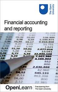 Financial accounting and reporting free open uni course Kindle Edition free at Amazon