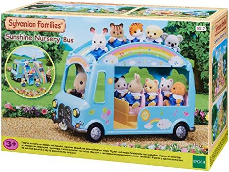 Sylvanian Families - Sunshine Nursery Bus £10.97 Prime / £15.46 non prime @ Amazon