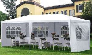 Garden Gazebo Party Tent £59.99 delivered @ Groupon