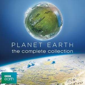 Planet Earth - The Complete Collection - 17 Episodes £10.99 google play