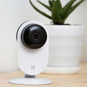 YI Home Camera 1080P IP Smart Indoor IP Camera HD Night Vision AI Motion Detection £11.50 only via their app @ AliExpress yi Official