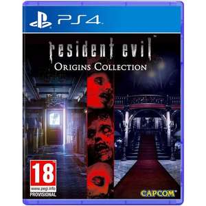 Resident Evil Origins Collection (PS4) £9.99 Delivered @ MyMemory