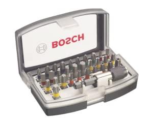 Bosch 2607017319 Professional Colour Coded 32 Piece Screwdriver Bit Set [Energy Class A] £11.71 (Prime) / £16.20 (non Prime) at Amazon