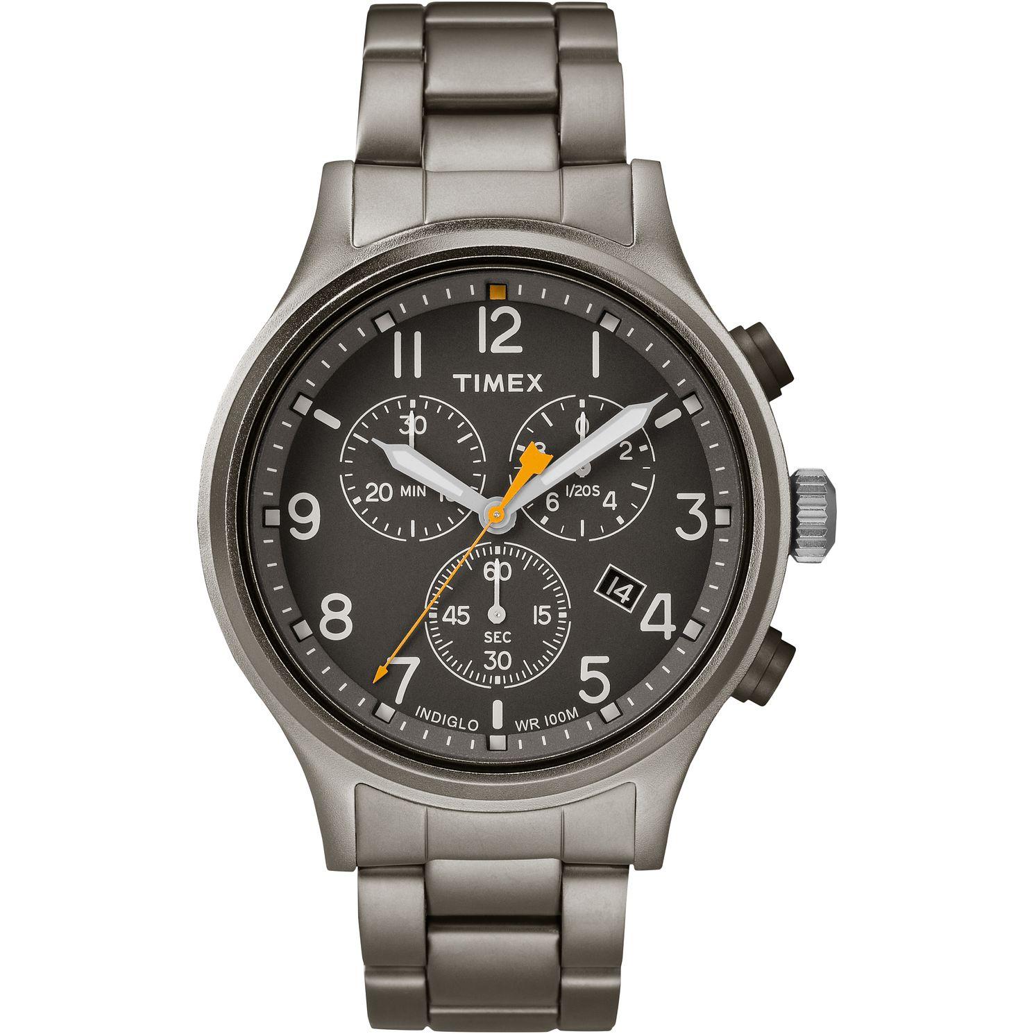 Timex Allied Men's Stainless Steel Bracelet Watch £55.25 @ Ernest Jones (Free Delivery)