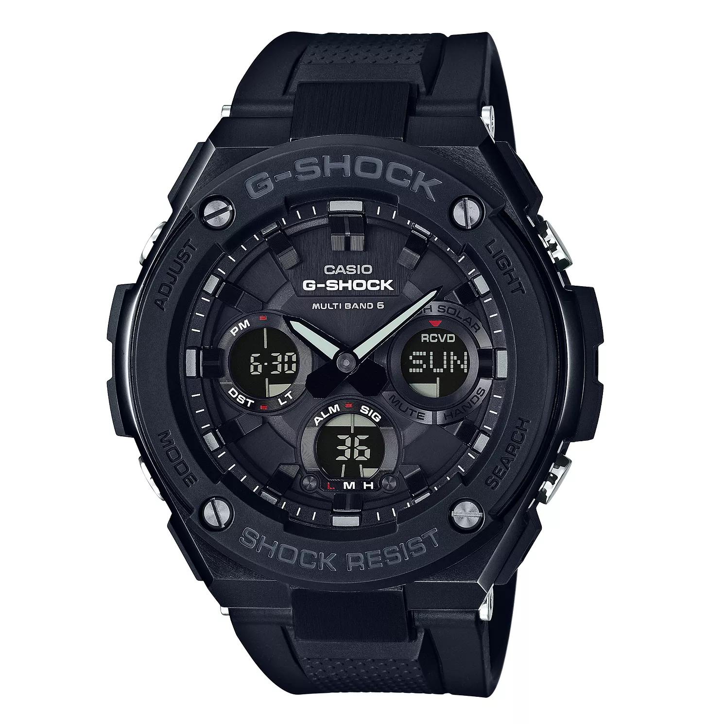 Casio G-Shock G-Steel Men's Stainless Steel Watch GST-W100G-1BER - £119 @ H Samuel