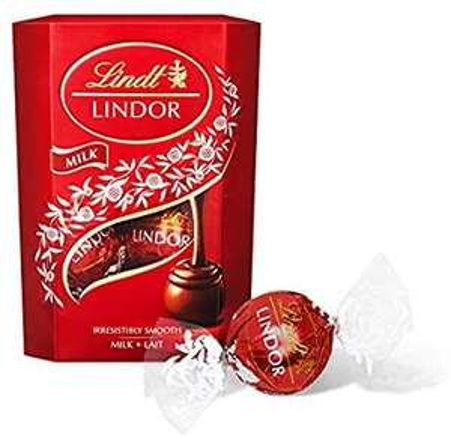 Lindt Lindor Truffle Gift Box 50g - £1 Prime / £5.49 Non-Prime @ Amazon