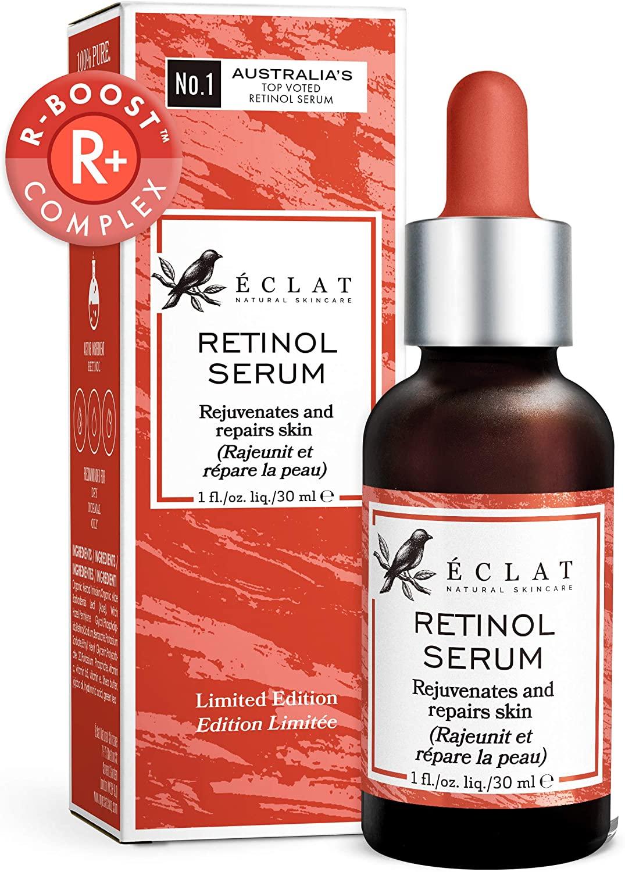 Éclait retinol serum - £5.97 (Prime) £10.46 (Non Prime) @ Amazon