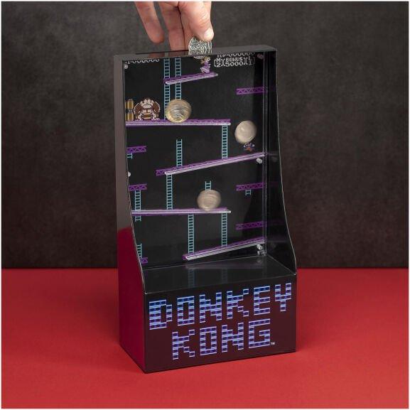Nintendo Donkey Kong Moneybox £12.99 delivered using code @ Zavvi