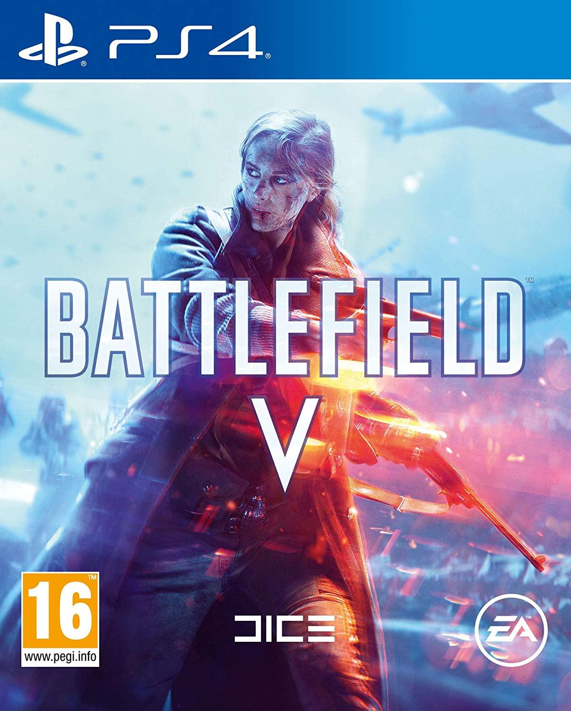 Battlefield V PS4 for £10 (Prime) / +£2.99 (Non Prime) delivered @ Amazon
