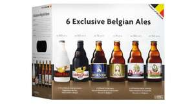 Belgian Beer 6 pack LIDL £11.99 (From 11/06)
