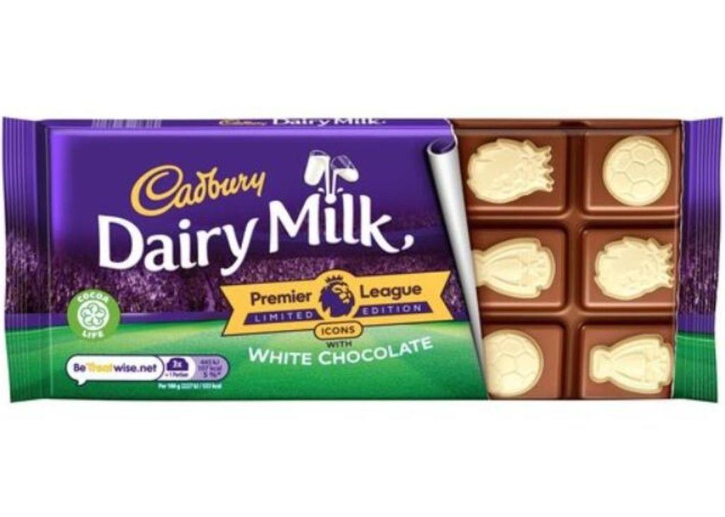 Dairy milk Farmfoods 3 bars £1 100g