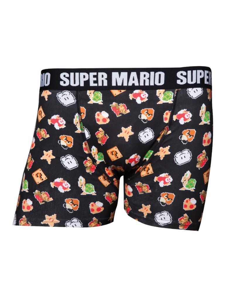 Various Mens Boxer Shorts including Mario Bros., Zelda, Pokeball £4.99 each, delivered @ Geekstore