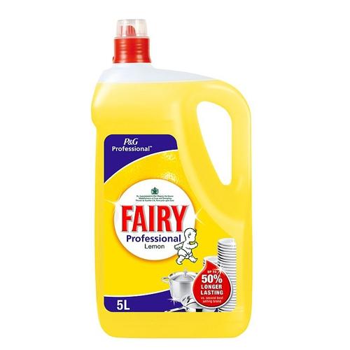 Fairy washing up liquid 5L £3.50 @ The Food Warehouse (Marus Bridge)