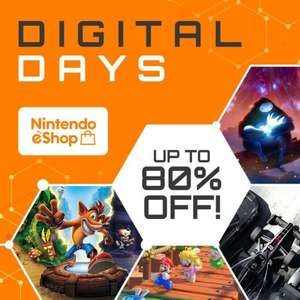 Nintendo eShop Sale (Uno/ Flashback/ Mario/ Witcher 3/ Overcooked/ Golf Story/ Limbo/ Inside/ Splasher/ Cat Quest and more) @ Nintendo eShop