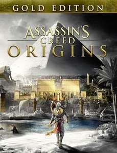 Assassin's Creed Origins Gold Edition - UPlay £15 @ Ubisoft Store