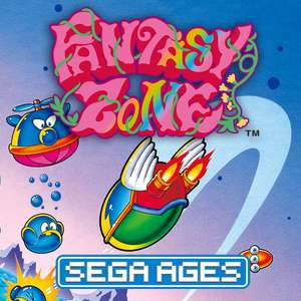 SEGA AGES Fantasy Zone Nintendo Switch £3.41 at Nintendo eShop