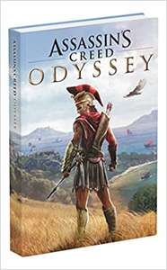 Assassin's Creed Odyssey: Official Hardcover Collector's Edition Guide £15.12 (Prime) £18.11 (Non Prime) @ Amazon