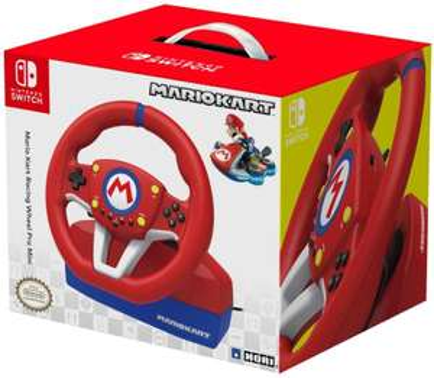 HORI Mario Kart Racing Wheel Pro Mini (Nintendo Switch) £52.99 Delivered @ Amazon