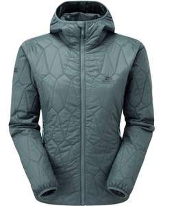 Mountain Equipment Womens Rampart Hooded Jacket £55.98 Delivered @ Gaynor Sports