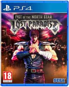 Fist of the North Star: Lost Paradise [PS4] £21.42 @ Amazon