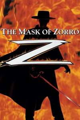 The Mask of Zorro (4K) £3.99 @ iTunes