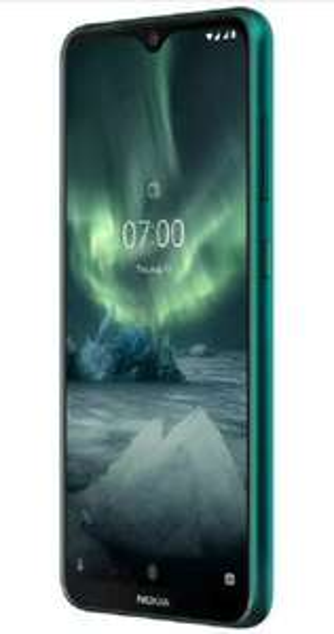 "New Nokia 7.2 Cyan Green 64GB 6.3"" LTE Dual Sim Android 9 Sim Free Unlocked UK Smartphone - £159.19 @ Technolec Ebay"