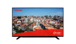 Toshiba 58 Inch Smart 4K UHD TV with HDR £332.95 delivered @ Argos