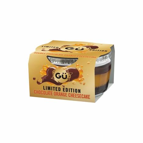 Gu Limited Edition Chocolate Orange cheese cake 79p @ Heron Foods Birmingham
