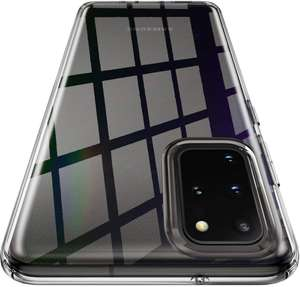 Spigen Liquid Crystal Case for Galaxy S20 Plus & Ultra - £5.99 (+£4.49 Non-prime) Sold by Spigen and Fulfilled by Amazon