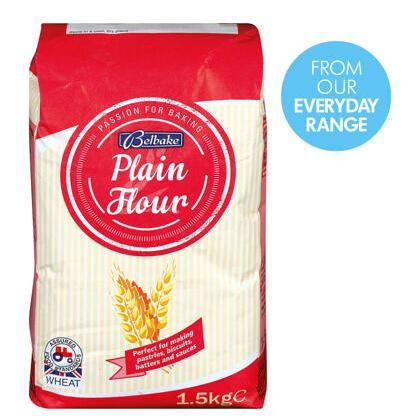 1.5kg Belbake plain flour for 45p Instore @ Lidl (Birmingham)