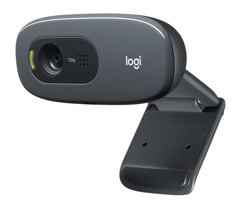 Logitech C270 Webcam - £25.99 (+£1.68 Postage) @ Logitech
