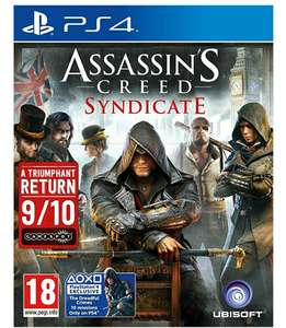 Assassin's Creed Syndicate PS4 - Now only £12.85 delivered @ ShopTo