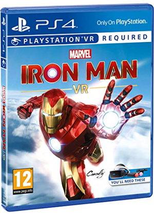 Marvel's Iron Man VR (PS4) £29.85 delivered at Base