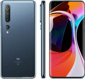 Xiaomi Mi 10 5G Smartphone - 8GB 128GB SD865 Twilight Grey (UK VERSION) with Free £100 Amazon Gift Card £699 sold by Amazon.
