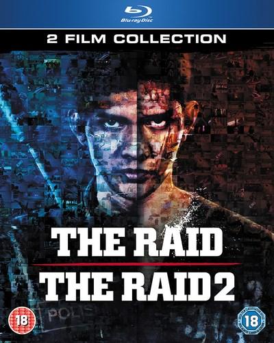 The Raid / The Raid 2 (Blu-ray) - £4.99 Delivered @ Zoom