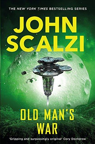 Old Man's War by John Scalzi, Kindle ebook 99p Amazon